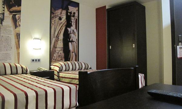 hoteles con encanto en baeza: